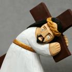 "Ela Świderek ""Niosący krzyż"""